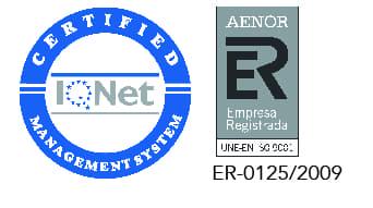 management system certification logo